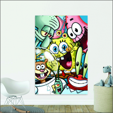 SPONGEBOB Collage3