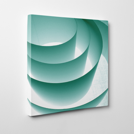 Tablou canvas abstract, Quilling3