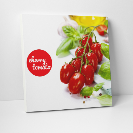 Tablou canvas bucatarie, Cherry Tomatoes0