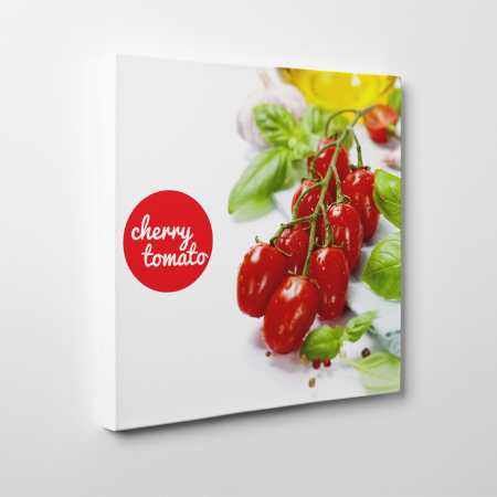 Tablou canvas bucatarie, Cherry Tomatoes2