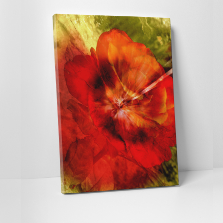 Tablou canvas floral, Watercolor0