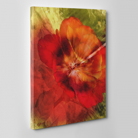 Tablou canvas floral, Watercolor4