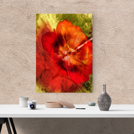 Tablou canvas floral, Watercolor1