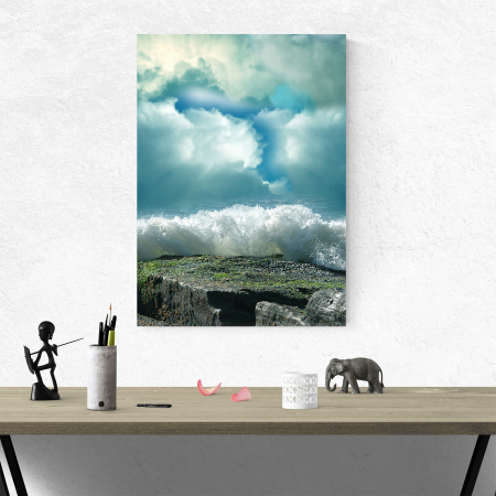 Tablou canvas natura, Ocean in Sky3