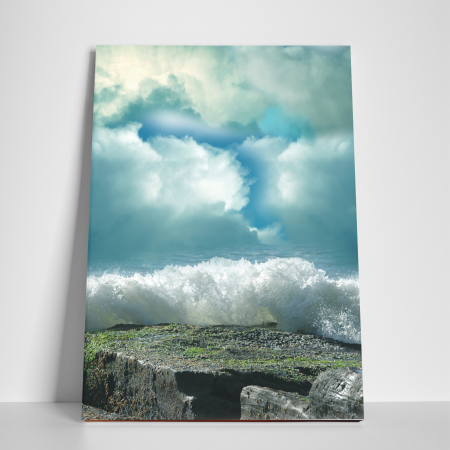 Tablou canvas natura, Ocean in Sky2