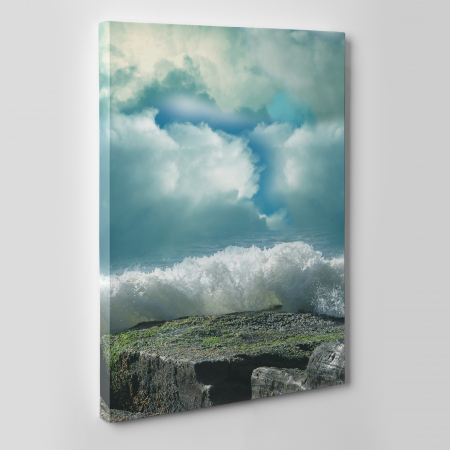 Tablou canvas natura, Ocean in Sky1