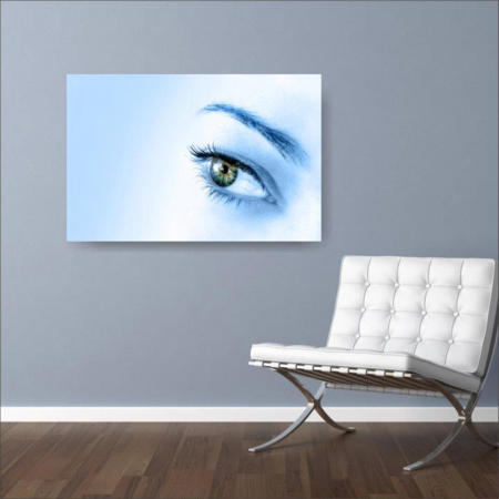 Tablou canvas people, Blue Eye4