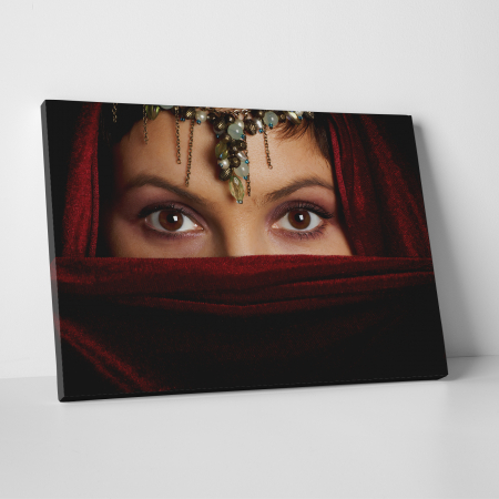 Tablou canvas people, Mystic Eyes0