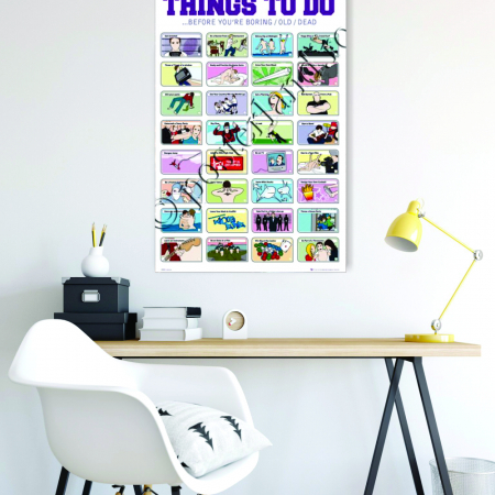 THINGS TO DO before...2