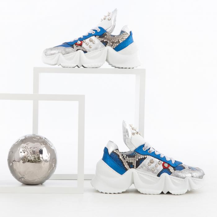 GOLLUM - BLUE ROYAL/ARGINTIU 600600 [4]