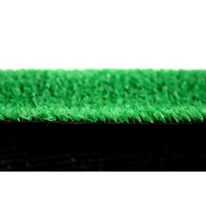 Covor Iarba Artificiala, Tip Gazon, Verde, 100% Polipropilena, 7 mm, 200x180 cm [2]