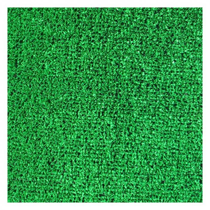 Covor Iarba Artificiala, Tip Gazon, Verde, 100% Polipropilena, 7 mm, 100x280 cm [0]