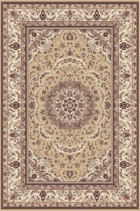 Covor Clasic, Cardinal 25507-110, Bej/Crem, 80x150 cm, 2100 gr/mp 0
