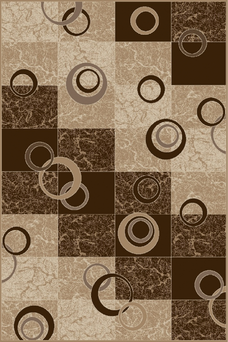 Covor Modern, Daffi 13058, Multicolor, 60x110 cm, 1700 gr/mp [0]