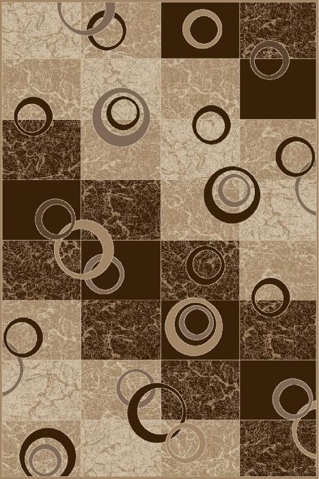 Covor Modern, Daffi 13058, Bej / Maro, 80x150 cm, 1700 gr/mp [0]