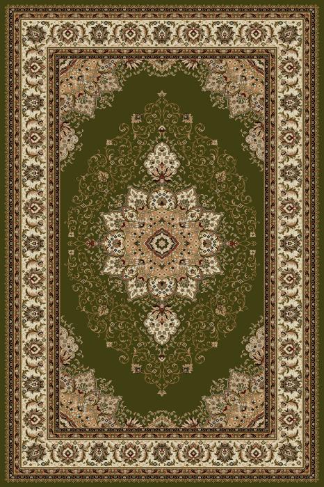 Covor Clasic, Lotos 15037, Verde, 200x300 cm, 1800 gr/mp [0]