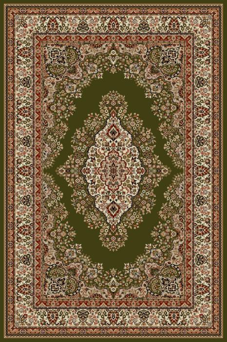 Covor Clasic, Lotos 1524, Verde, 200x300 cm, 1800 gr/mp [0]