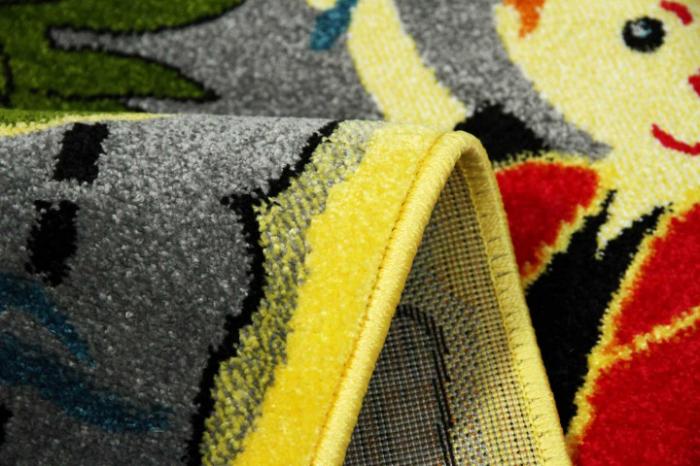 Covor Pentru copii, Kolibri Insula Comorilor, 80x150 cm, 2300 gr/mp 2