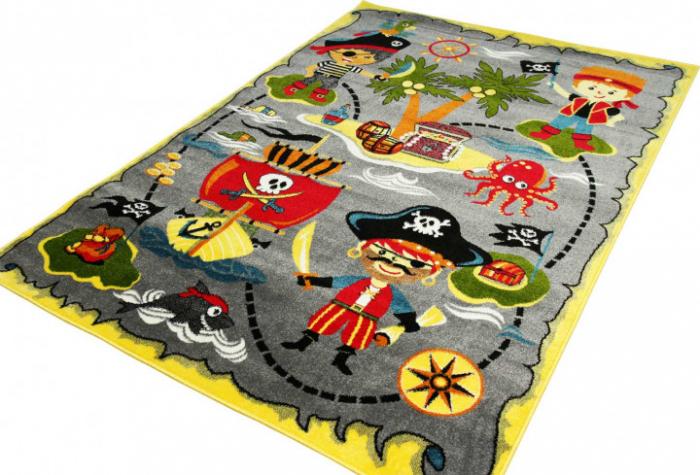 Covor Pentru copii, Kolibri Insula Comorilor, 80x150 cm, 2300 gr/mp 1