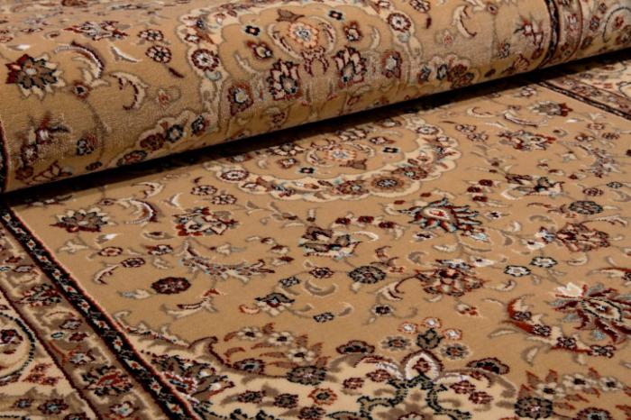 Covor Clasic, Cardinal 25507-110, Bej/Crem, 80x150 cm, 2100 gr/mp 2