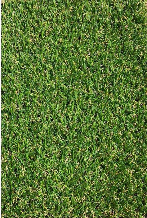 Covor Iarba Artificiala, Tip Gazon, Verde, JAKARTA, 100% Polipropilena, 30 mm, 200x400 cm [0]