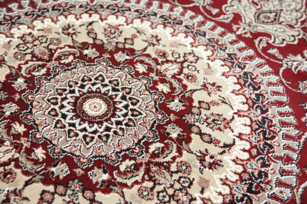 Covor Rotund Cardinal 25501-210, 100x100 cm, 2100 g/mp [2]