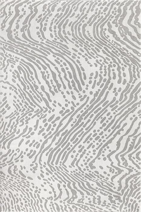 Covor Modern, Sofia Print, Alb/Gri, Diverse Dimensiuni, 2450 gr/mp [0]