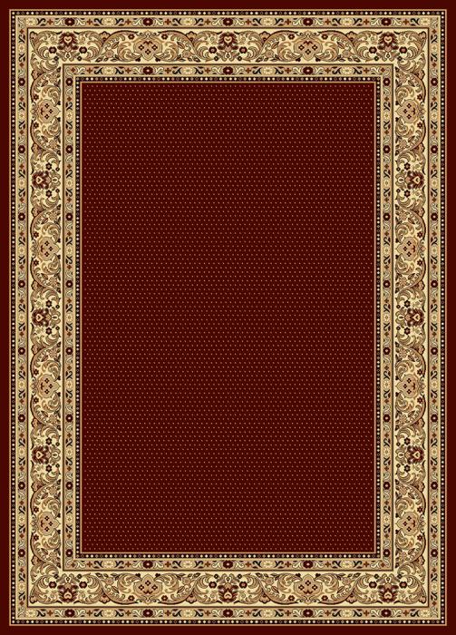Covor Clasic, Lotos 588, Rosu, 250x350 cm, 1800 gr/mp [0]