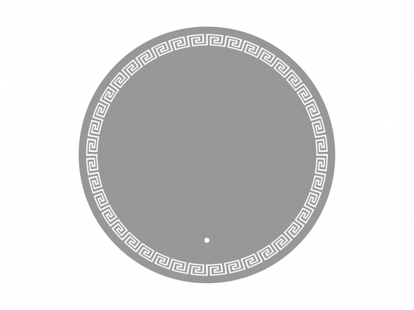 Oglinda cu Iluminare , Enigma, 800x800x4 mm 0