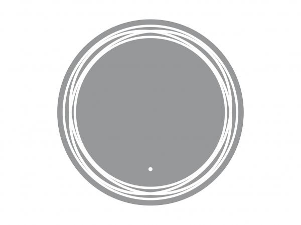 Oglinda cu Iluminare, Sfera, 800x800x4 mm [0]