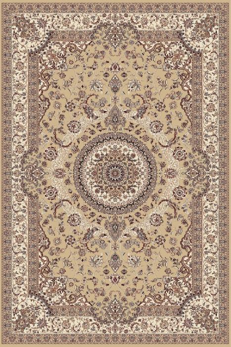 Covor Clasic, Cardinal 25501-110, Crem/Bej, 80x150 cm, 2100 gr/mp [0]