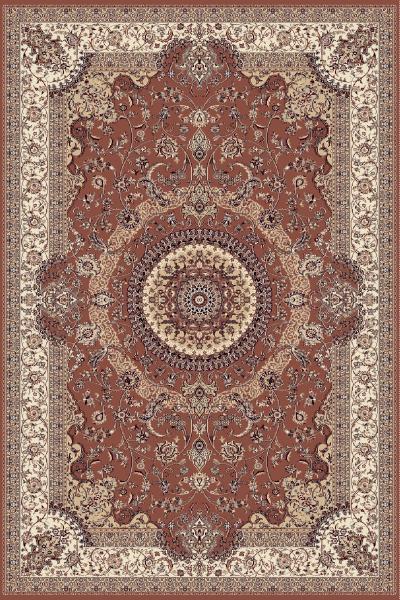 Covor Clasic, Cardinal 25501-510, Caramiziu, 200x300 cm, 2100 gr/mp [0]
