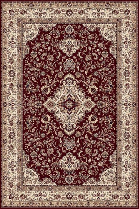 Covor Clasic, Cardinal 25502-210, Bej/Grena, 160x230 cm, 2100 gr/mp [0]