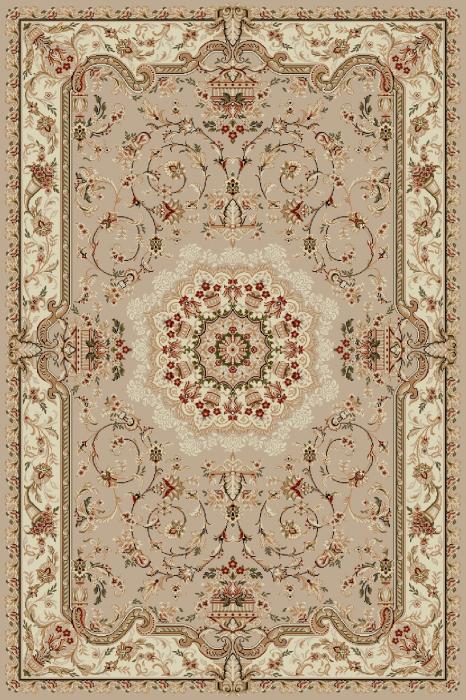 Covor Clasic, Lotos 1520, Bej / Crem, 200x300 cm, 1800 gr/mp [0]