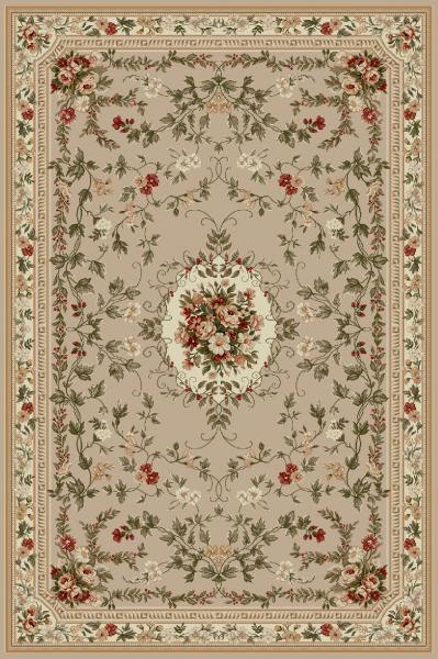 Covor Clasic, Lotos 1525, Bej/Crem, 200x300 cm, 1800 gr/mp 0