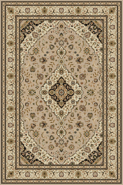 Covor Clasic, Lotos 1540, Bej, 160x230 cm, 1800 gr/mp 0
