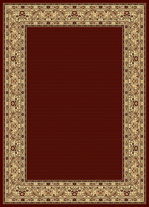Covor Clasic, Lotos 588, Rosu, 200x300 cm, 1800 gr/mp 0
