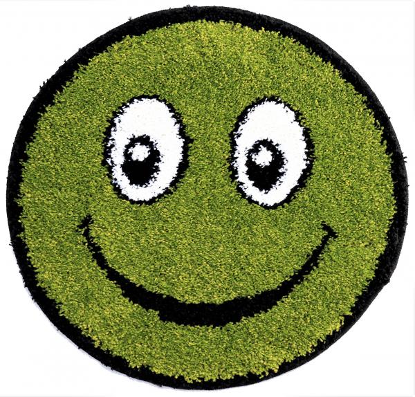 Covor Fantasy Smile, 12003-130, Rotund, Verde, 67x67 cm 0