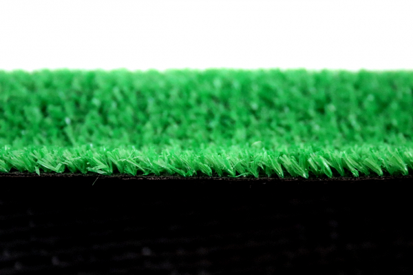 Covor Iarba Artificiala, Tip Gazon, Verde, 100% Polipropilena, 7 mm, 100x2500 cm [2]