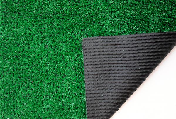 Covor Iarba Artificiala, Tip Gazon, Verde, 100% Polipropilena, 7 mm, 100x2500 cm [3]