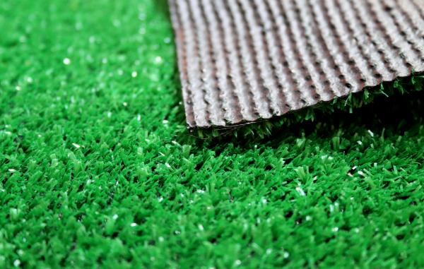 Covor Iarba Artificiala, Tip Gazon, Verde, 100% Polipropilena, 7 mm, 100x2500 cm [4]