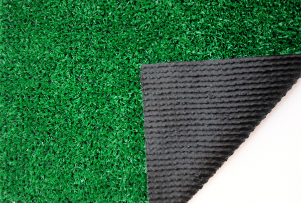 Covor Iarba Artificiala, Tip Gazon, Verde, 100% Polipropilena, 7 mm, 200x1000 cm [3]