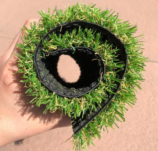 Covor Iarba Artificiala, Tip Gazon, Verde, JAKARTA, 100% Polipropilena, 20 mm, 100x400 cm 1
