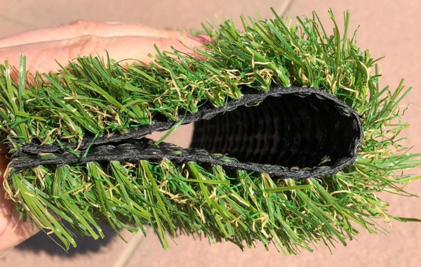 Covor Iarba Artificiala, Tip Gazon, Verde, JAKARTA, 100% Polipropilena, 30 mm, 100x400 cm 1