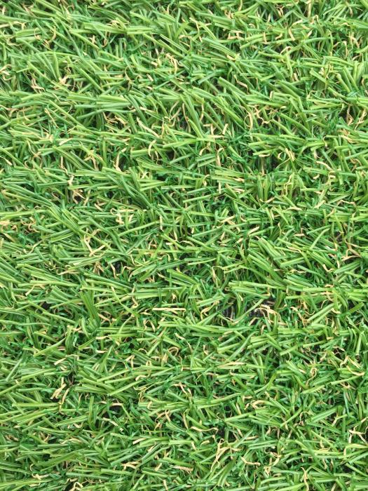 Covor Iarba Artificiala, Tip Gazon, Verde, Natura, 100% Polipropilena, 10 mm, 200x400 cm 2