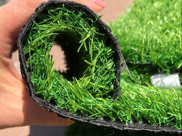 Covor Iarba Artificiala, Tip Gazon, Verde, SRI LANKA, 100% Polipropilena, 20 mm, 300x400 cm 1