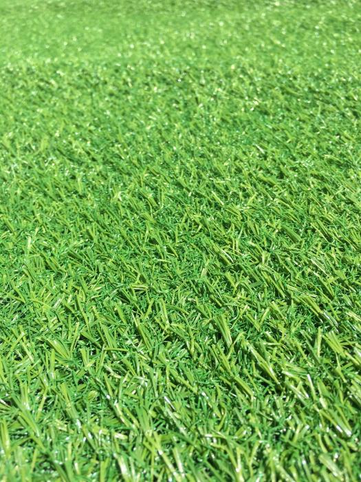 Covor Iarba Artificiala, Tip Gazon, Verde, Tropicana, 100% Polipropilena, 10 mm, 100x400 cm 1