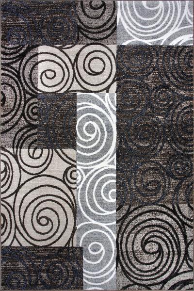 Covor Modern, Cappuccino 16413-111, Multicolor, 200x300 cm, 1700 gr/mp 0
