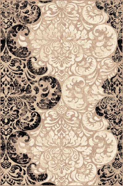 Covor Modern, Cappuccino 16438-13, Multicolor, 200x300 cm, 1700 gr/mp 0