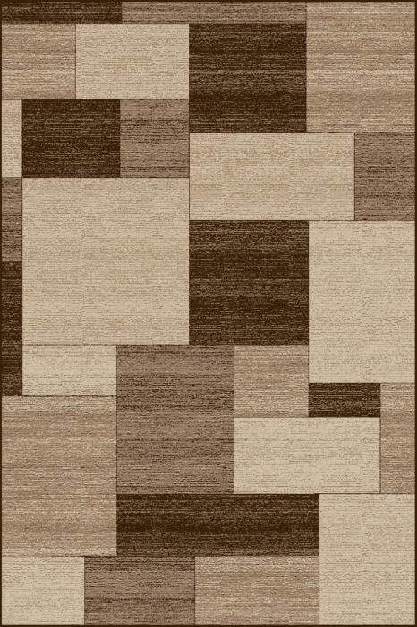 Covor Modern, Daffi 13027, Bej/Maro, 100x200 cm, 1700 gr/mp 0